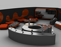 Walkman Stand design