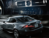 Lexus: 2014 IS [HISP MKT Print]