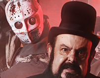 Coffin Joe and the nightmare bus