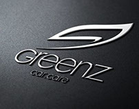 Greenz Logo Design