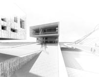 Master´s Project Sergio Alberca: Public space. Donosti