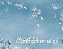 Coca Light Artistic Truck