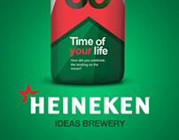 Heineken Ideas Brewery 60+