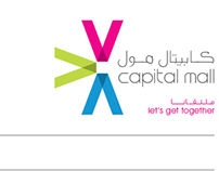 Capital Mall - launch campaign