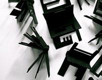 Geometrical Typeface