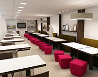 TF1, Caféteria
