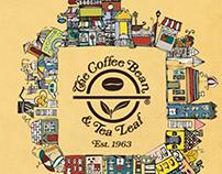 Coffee Bean and Tea Leaf _ BROCHURE
