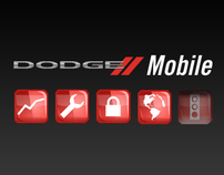 Dodge - Mobile App Design