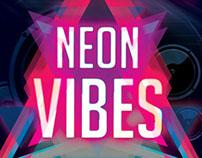 Neon Vibes Flyer