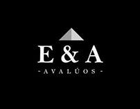 "Identidad Corporativa ""E&A AVALÚOS"""