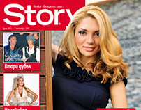 Story magazine covers 2010