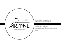 The Parame Hotel, Extension Technical Package.