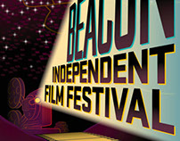2013 Beacon Independent Film Festival poster