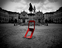 DOROLIFESTYLE Red Zero Chair