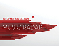 Music Radar - Digital Installation