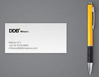 DDB México / Web site