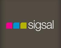 SIGSAL: Design platform, icons