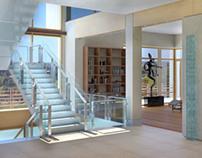 Stairway & Nijinski hare