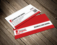 Clean & Creative Corporate Business Card Template