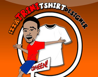 FB T-shirt Application