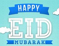 Eid Mubarak 1434H