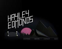 Hayley Edmonds Mini website
