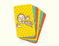 A Storyteller's Business Cards