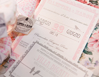 Wedding Stationery. www.bluebowtieweddings.com