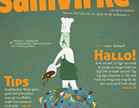 Samvirke: Stop Food Spills