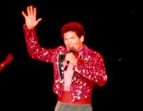 Brian Gaston On Stage