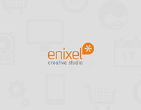Enixel Creative Studio Redesign