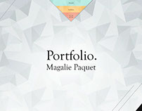 Portfolio Web Design // in progress