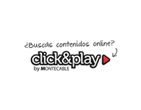 Montecable click&play - Gráficas