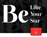Be Like Your Star