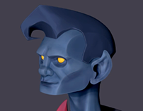 "Nightcrawler ""Sharp & Flat"""