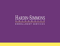 HSU Enrollment Services Branding Package