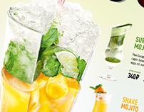 Special offer. Summer menu | PEOPLE'S bar
