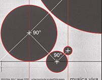 Müller-Brockmann's Musica Viva 1958 Poster
