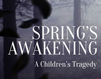 Classic Covers, Redesigned (Spring's Awakening)