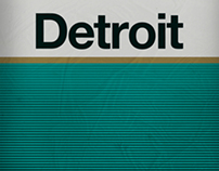 Detroit State of Mind Album Covers