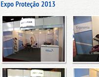 Estande Expo Proteção 2013