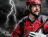 2014 Colorado Mammoth Look and Feel