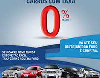 Anúncio Ford Veículos