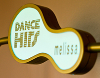 Vending Machine Project for Melissa Dance Hits