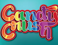 Candy Crush Logo