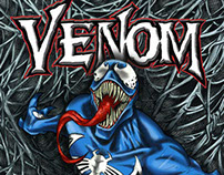 Venom - Comic Art