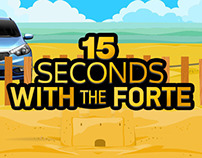 KIA: 15 Seconds with Forte