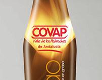 Diseño para COVAP - Línea de Batidos para Hosteleria