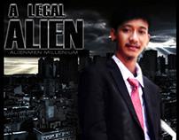 A Legal Alien (Movie Cover)