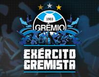 Grêmio - Exército Gremista